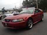 2003 Redfire Metallic Ford Mustang GT Coupe #86616192