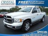 2004 Bright White Dodge Ram 1500 SLT Quad Cab #86616065