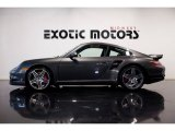2008 Slate Grey Metallic Porsche 911 Turbo Coupe #86616176