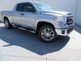 2014 Silver Sky Metallic Toyota Tundra TSS Double Cab #86615586