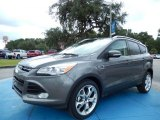 2014 Sterling Gray Ford Escape Titanium 1.6L EcoBoost #86615449