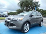 2014 Sterling Gray Ford Escape Titanium 1.6L EcoBoost #86615448