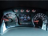 2013 Ford F150 FX4 SuperCrew 4x4 Gauges