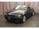 2006 Monaco Blue Metallic BMW 3 Series 330i Convertible #8646439