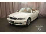2006 Alpine White BMW 3 Series 325i Convertible #8646440