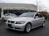 2006 Titanium Silver Metallic BMW 3 Series 330i Sedan #8648442