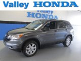 2011 Polished Metal Metallic Honda CR-V SE 4WD #86615325