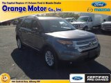 2011 Sterling Grey Metallic Ford Explorer XLT 4WD #86615567
