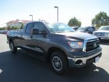 2011 Magnetic Gray Metallic Toyota Tundra Double Cab 4x4 #86615900