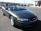 2000 Chrysler Sebring Shale Green Metallic