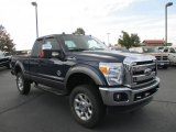 2011 Ford F350 Super Duty Lariat SuperCab 4x4 Data, Info and Specs