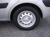 Kia Rio 2009 Wheels and Tires