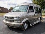 2002 Chevrolet Astro Light Pewter Metallic