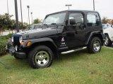 2003 Jeep Wrangler Black Clearcoat