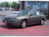 2001 Bronzemist Metallic Chevrolet Impala  #8653496