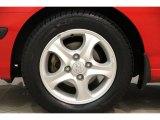 Hyundai Elantra 2003 Wheels and Tires