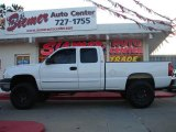 2004 Summit White Chevrolet Silverado 1500 LS Extended Cab 4x4 #8657451