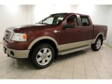 2007 Ford F150 King Ranch SuperCrew 4x4 Data, Info and Specs