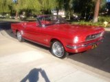 1966 Ford Mustang Convertible Data, Info and Specs