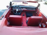 1966 Ford Mustang Interiors
