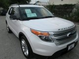 2013 Oxford White Ford Explorer XLT #86676049