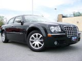 2008 Brilliant Black Crystal Pearl Chrysler 300 C HEMI #8647374