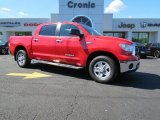 2011 Radiant Red Toyota Tundra SR5 CrewMax #86676223