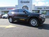 2014 Brilliant Black Crystal Pearl Jeep Grand Cherokee Laredo 4x4 #86676220