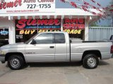 Silver Metallic Dodge Ram 1500 in 1999