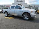 2014 Bright Silver Metallic Ram 1500 Tradesman Crew Cab 4x4 #86676215