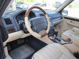 2002 Land Rover Range Rover Interiors