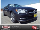 2014 Steel Grey Metallic Mercedes-Benz SLK 250 Roadster #86676094