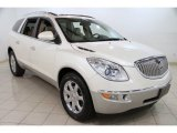 2008 White Diamond Tri Coat Buick Enclave CXL #86676462