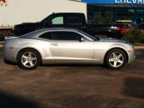 2012 Silver Ice Metallic Chevrolet Camaro LT Coupe #86676007