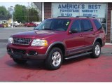 2003 Redfire Metallic Ford Explorer XLT 4x4 #8653527