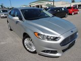 2013 Ingot Silver Metallic Ford Fusion Hybrid SE #86676371