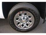 2013 Chevrolet Silverado 1500 LT Crew Cab Wheel