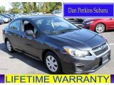 2012 Dark Gray Metallic Subaru Impreza 2.0i 4 Door #86675900