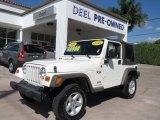 2006 Stone White Jeep Wrangler X 4x4 #86675984