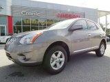 2013 Platinum Graphite Nissan Rogue S #86676350