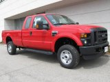 2009 Ford F350 Super Duty XL SuperCab 4x4 Data, Info and Specs
