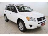 2011 Super White Toyota RAV4 I4 4WD #86725240