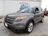 2013 Sterling Gray Metallic Ford Explorer Limited #86724804