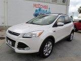 2013 White Platinum Metallic Tri-Coat Ford Escape SEL 2.0L EcoBoost #86724802