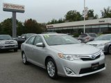 2013 Classic Silver Metallic Toyota Camry Hybrid XLE #86725119