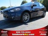 2013 True Blue Pearl Coat Dodge Dart SXT #86725006
