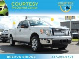 2010 Oxford White Ford F150 XLT SuperCab #86725341