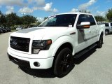 2013 Ford F150 FX4 SuperCrew 4x4 Front 3/4 View