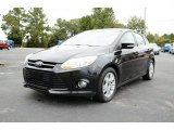 2012 Black Ford Focus SEL 5-Door #86725231