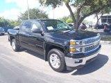 2014 Black Chevrolet Silverado 1500 LT Crew Cab #86725438